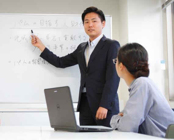 【 沖縄勤務 】Webマーケッター3